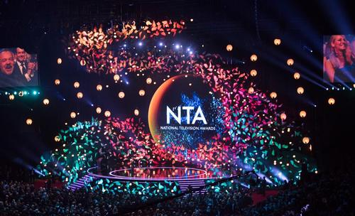 Set Construction in UK National Television Awards